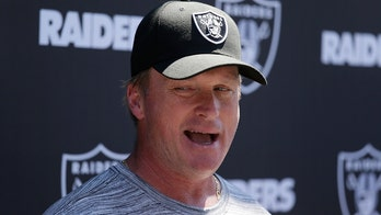 Jon Gruden wants Derek Carr to keep his wife's name out of his mouth