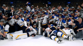 St. Louis Blues bettor wins big after placing $400 wager on team to win Stanley Cup early in season