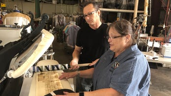 Louisiana dry cleaner helps military museum unravel history