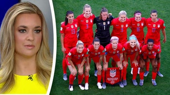 Katie Pavlich on US Women's soccer controversy: 'This is the big leagues - you've got to win hard'