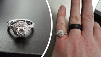 A Missouri man's secret search for his wife's lost wedding ring