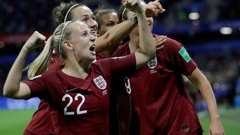 Taylor puts England in World Cup last 16 with game to spare
