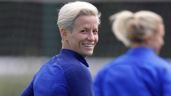 US soccer star Megan Rapinoe stays true to her word: Doesn't sing national anthem before Thailand match