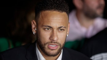 Brazil model accusing Neymar of rape speaks to police again