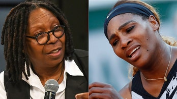 'The View' hosts jump to Serena Williams' defense, smash Roger Federer, amid latest controversy