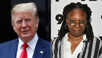 Whoopi Goldberg says Trump showed a 'lot of hubris to demand of God' that churches reopen