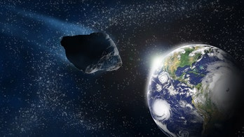 Astronomers spotted a car-size asteroid just hours before impact