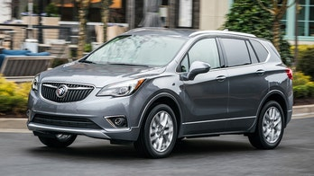 GM denied tariff exemption for China-made Buick SUV