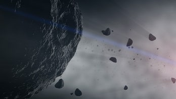 Cyanide-laced meteorites may have seeded Earth's first life