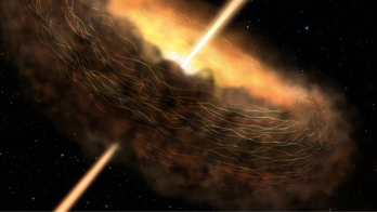 Voracious black holes could feed alien life on rogue worlds