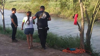 Salvadoran president says his country is to blame for migrants drowning in Rio Grande