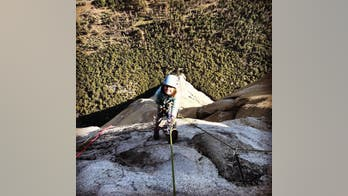 10-year-old girl becomes youngest person to climb El Capitan