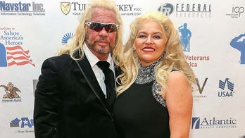 Dog the Bounty Hunter's daughter wears mom Beth's ashes: 'She's still with me'