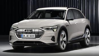 Audi recalls electric e-tron for fire risk