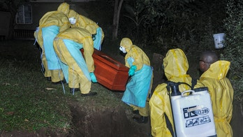 Ebola fears worsen after more than 300,000 flee Congo over violent ethnic clashes: report