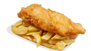 Fish and chips could be off the menu by 2050 due to global warming, study warns