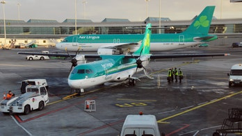 Aer Lingus passenger reunited with parents' ashes after airline loses bag in transit