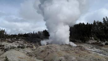 Yellowstone's steamboat geyser is incredibly active right now, and we don't know why