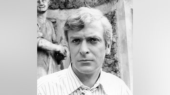 Michael Caine couldn't drive when he made 'The Italian Job'