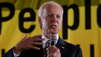 Fox News Poll: Biden holds commanding lead for Democratic nomination