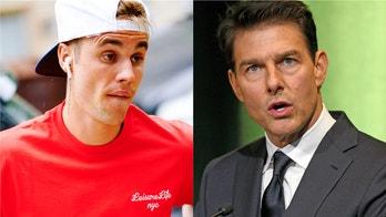 Justin Bieber puts own spin on Bottle Cap Challenge, nominates Tom Cruise
