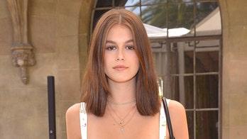 Model Kaia Gerber debuts dramatic new haircut