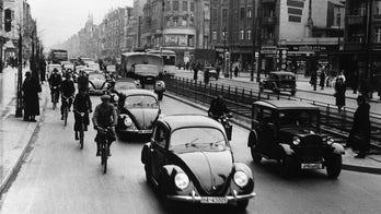 Volkswagen wins copyright case over Beetle design