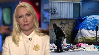 Leader of recall effort against LA mayor: City leaving people 'on street to die' by not fixing homelessness crisis