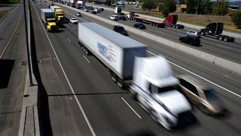 U.S. senators propose 65 mph speed limiters for semis
