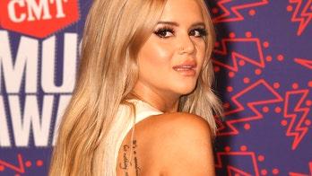 Maren Morris teases Playboy photo shoot