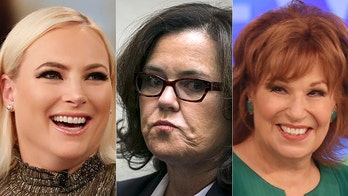 Rosie O鈥橠onnell wants Meghan McCain to quit being 鈥榤ean鈥� to Joy Behar on 鈥楾he View鈥�