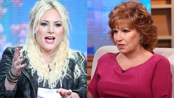 Meghan McCain invokes her father in fiery 'The View' clash over 'torture' label for migrant camps