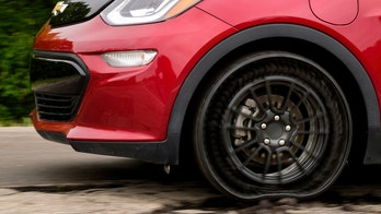 General Motors working on revolutionary airless tires