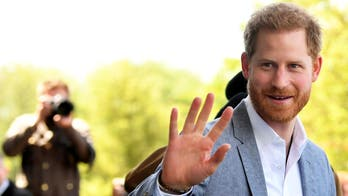 Prince Harry reportedly among celebs who took private jet to Google climate change summit