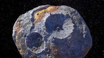 NASA headed towards giant golden asteroid that could make everyone on Earth a billionaire
