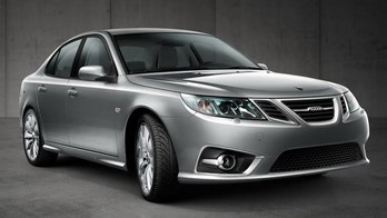 Last Swedish-built Saab 9-3 to be auctioned after being stored since 2014