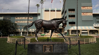 27th horse dies at Santa Anita racetrack in California, officials say