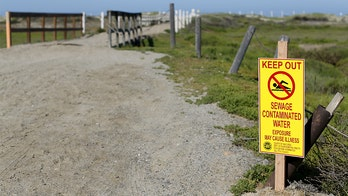 San Diego-area leaders to ask Congress for $400 million to address Mexico sewage spills