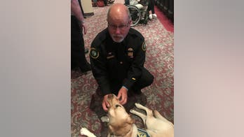 The Daily Spike: Virginia Beach community finds comfort in service dog after shooting