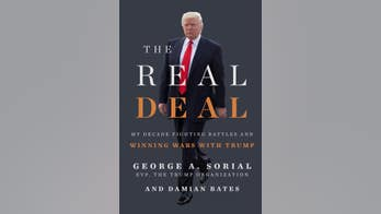 'The Real Deal: My Decade Fighting Battles and Winning Wars with Trump' by George Sorial