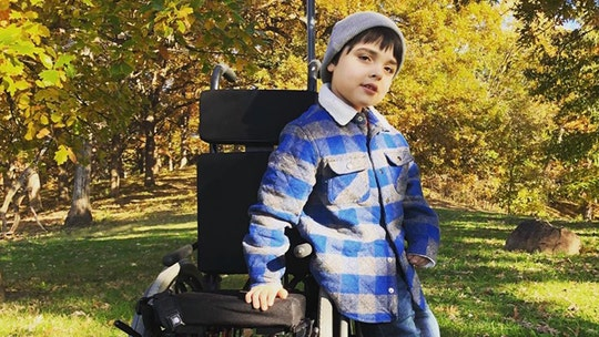 Iowa boy, 8, with rare brain condition has talking device stolen, mom says his voice was 'literally stolen'