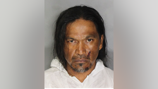 Suspected California cop-killer under psychiatric watch after smashing head in jail cell