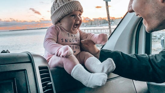 California infant to visit all 50 states before five months