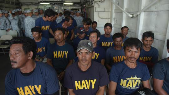 China denies its vessel intentionally hit Filipino boat