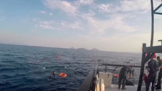 The Latest: Spain saves 292 migrants crossing Mediterranean