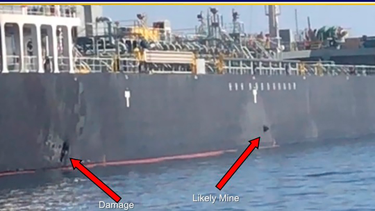 The Latest: Tanker crew land in Dubai after 2 days in Iran