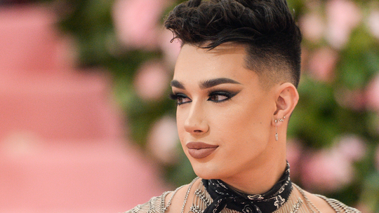 James Charles ends monthlong hiatus following Tati Westbrook controversy: 'It's been a very, very crazy month'