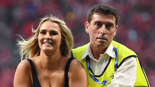 Kinsey Wolanski, who pulled off Champions League stunt, says she and boyfriend were arrested at Copa America