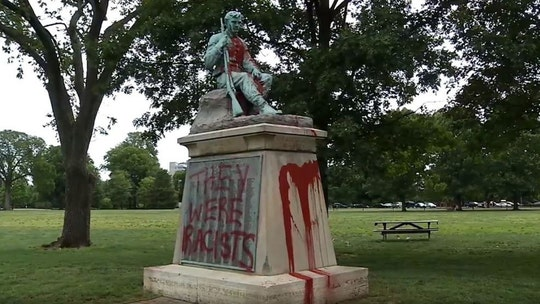 Confederate monument in Tennessee vandalized: 'They were racists'