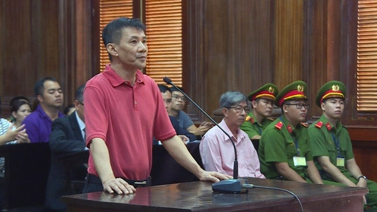 American in Vietnam sentenced to 12 years in prison for 'attempting to overthrow the state'